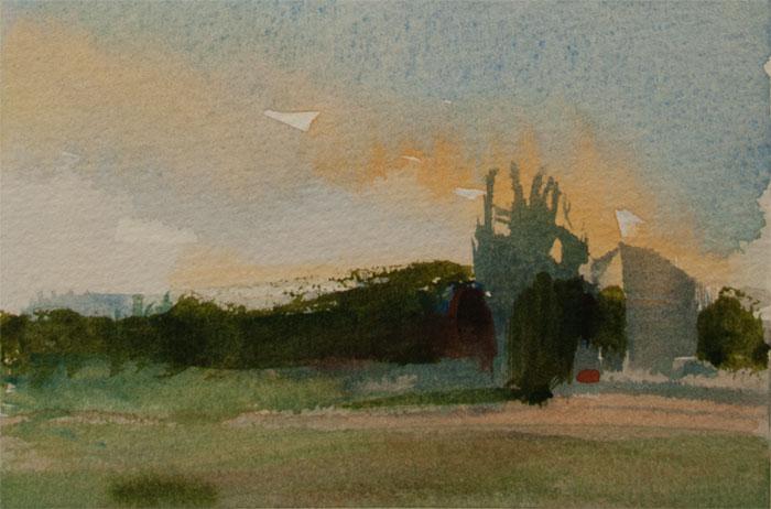 Ashbridges-Bay-Color-Study