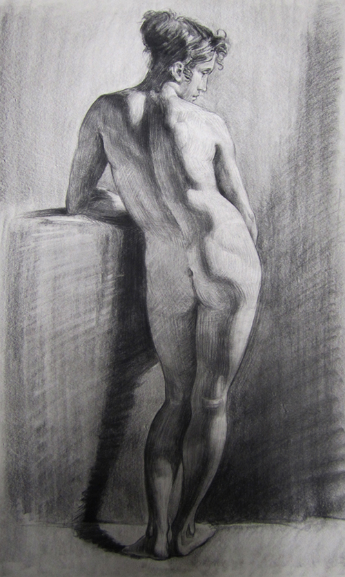 Master Study after Prud'hon